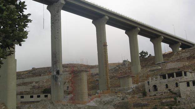 Al Mdeirej-Brücke