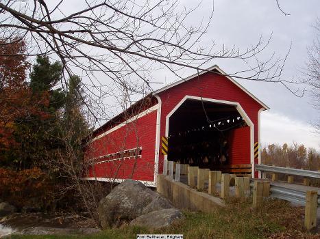 Pont Balthazar, Brigham, Québec, Canada