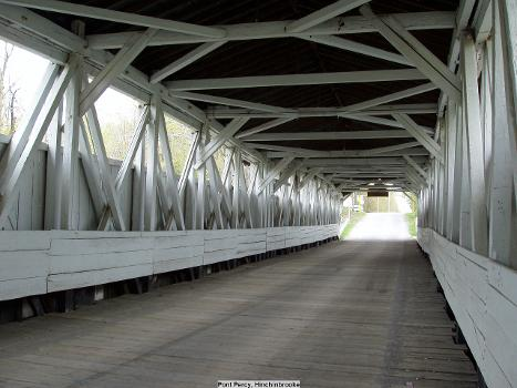 Pont Powerscourt, Hinchinbrooke, Québec, Canada