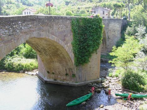 Alet-les-Bains-Brücke