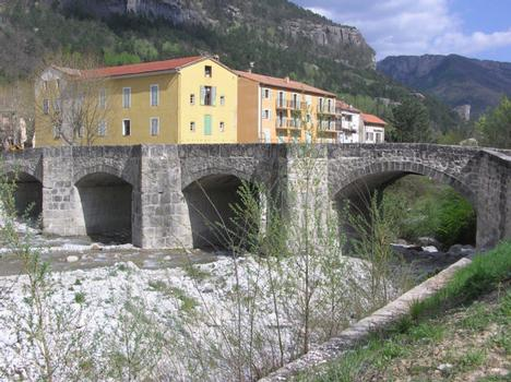 Vieux Pont, Annot