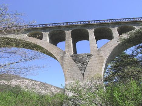 Gros-Vallon Viaduct