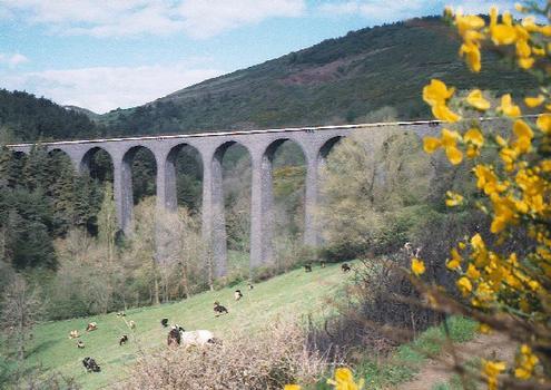 Arquejols Viaduct (Saint-Etienne-de-Vigan, 1908)