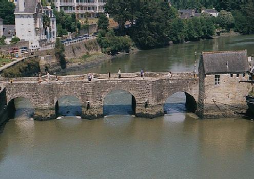 Saint-Goustan-Brücke, Auray