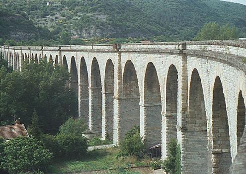 Viaduc de BédarieuxPont rail (desaffecté)BédarieuxHérault