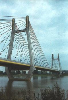 Pont de Bourgogne (pont-route), Chalon sur Saône, Saône et Loire