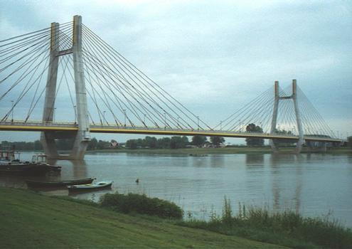 Bourgogne-Brücke, Châlon-sur-Saône.