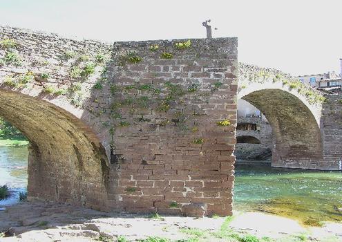 Alte Brücke, Camarès