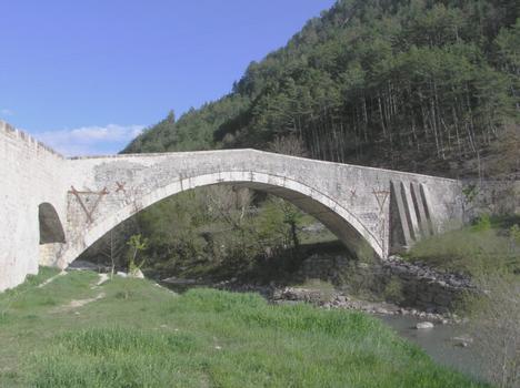 Pont du Roc (Castellane, 1407)