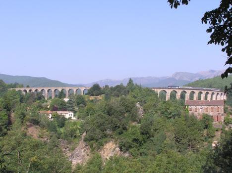 Chamborigaud Viaduct.