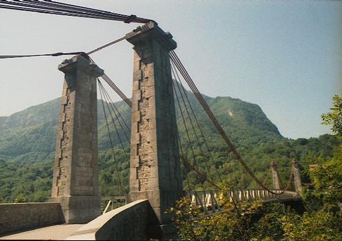 Pont de l'Abîme, Cusy