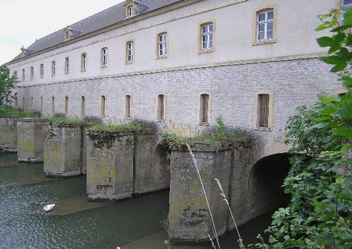 Pont du Cormontaigne, Thionville