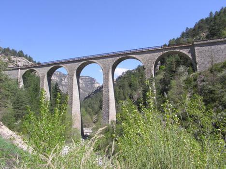 Viaduc de la Donne (Annot)