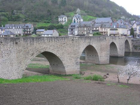 Lotbrücke Estaing