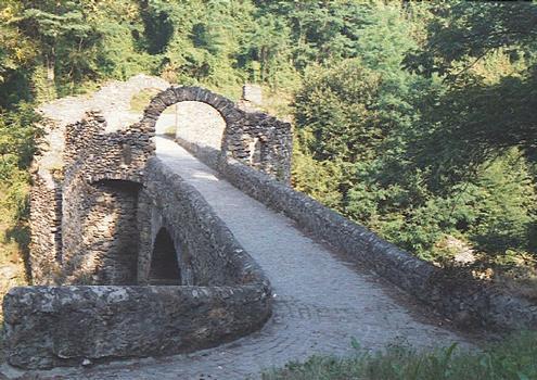 Teufelsbrücke Garrabet