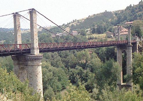 Saint-Ilpize (pont-route), Haute Loire