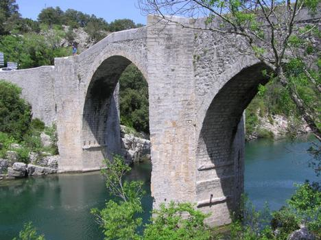 Image Gallery Saint Etienne D Issensac Bridge Brissac