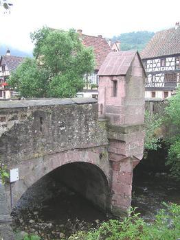 Weissbrücke Kaysersberg