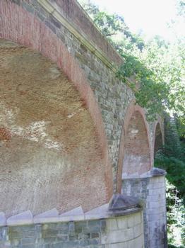 Eisenbahnlinie Nice / Ventimiglia - Coni (Cuneo) über Breil-sur-Roya