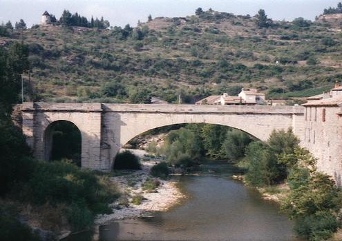 Pont des Auzines, Lagrasse