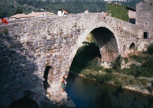 Pont-Vieux, Lagrasse
