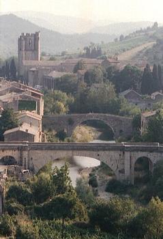 Pont des Auzines & Pont-Vieux, Lagrasse