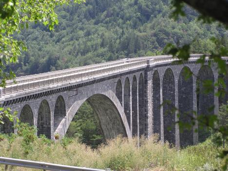 Roizonne Viaduct, La Mure