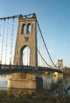 Hängebrücke La Voulte-sur-Rhône