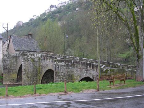 Layoule-sous-Rodez (pont-route), Aveyron