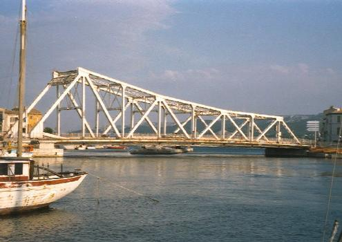 Ponts de Ferriéres (démolis) (pont-route), Martigues, Bouches du Rhône
