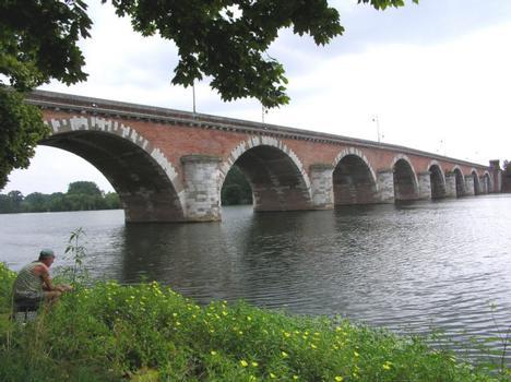 Pont Napoléon, Moissac.
