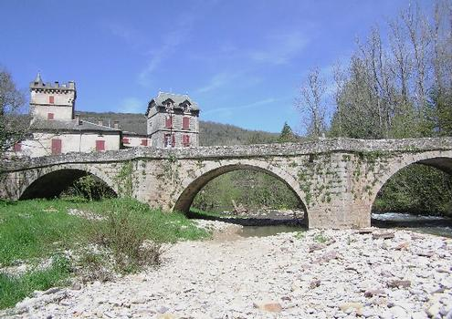 Pont de Saint-Maurice, Montpaon