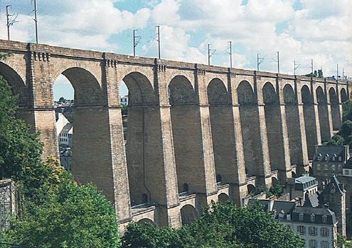 Viaduc de Morlaix (pont-rail), Morlaix, Finistère