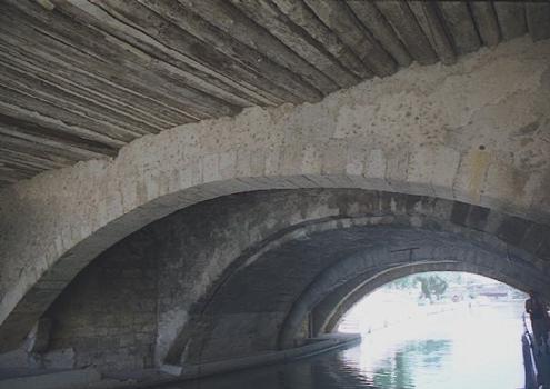 Pont des marchands (pont habité)NarbonneAudePont-route