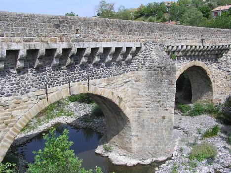 Pont Louis XIII, Privas