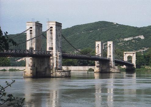 Pont du Robinet, Donzère