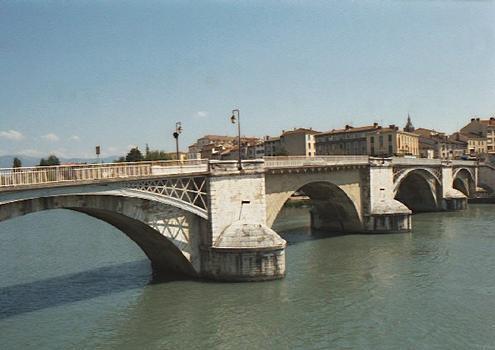 Isèrebrücke Romans-sur-Isère