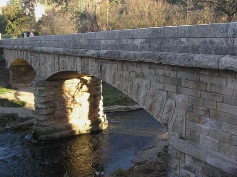 Strassenbrücke Roquefavour