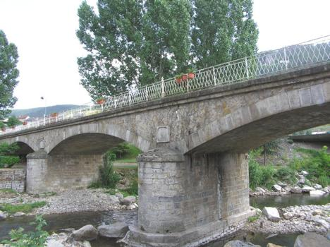 Pont Roupt, Mende