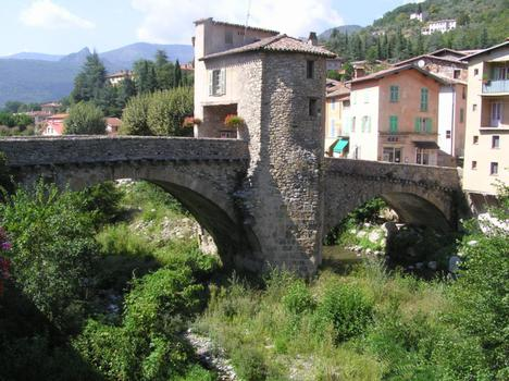 Old Sospel Toll Bridge