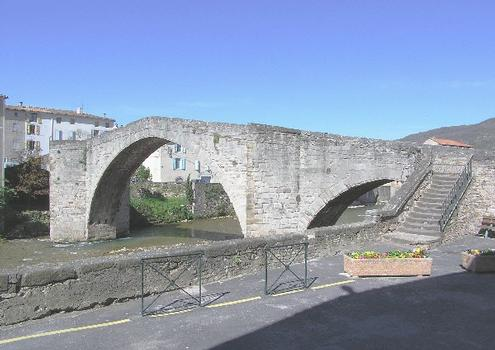 Alte Brücke, Saint-Affrique