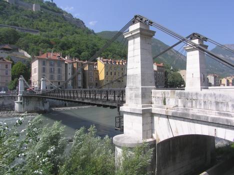 Saint-Laurent-Steg, Grenoble.