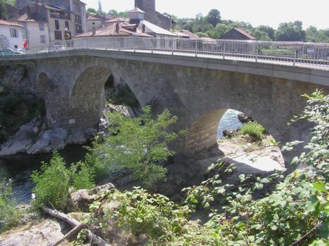 Salatbrücke Saint-Lizier