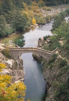 Devil's Bridge, Thueyts