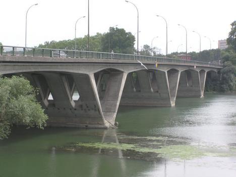 Saint-Michel-Brücke, Toulouse