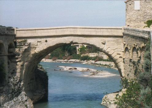 Pont Romain Pont route Vaison la Romaine Vaucluse