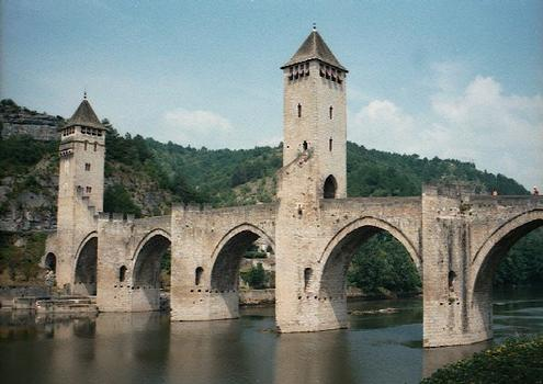 Valentré Bridge, Cahors