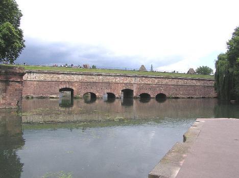 Vauban Dam, Strasbourg