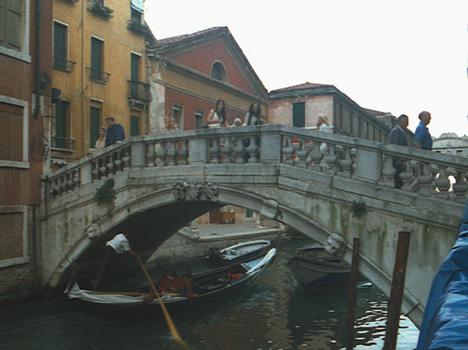 Ponte de la Canonica, Venedig
