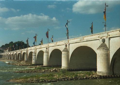 Pont Wilson, Tours (pont-route), Indre et Loire